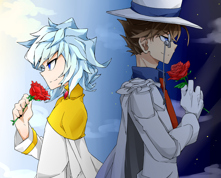 Prince and Gentleman Burglar by minamatabyou