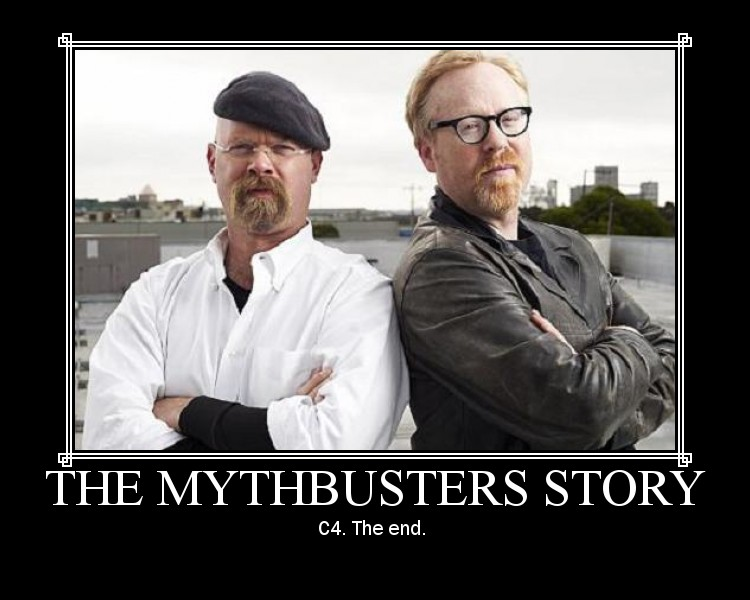 Mythbusters by Morsuku