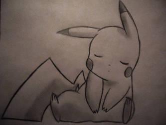 Pikachu by naldojunio