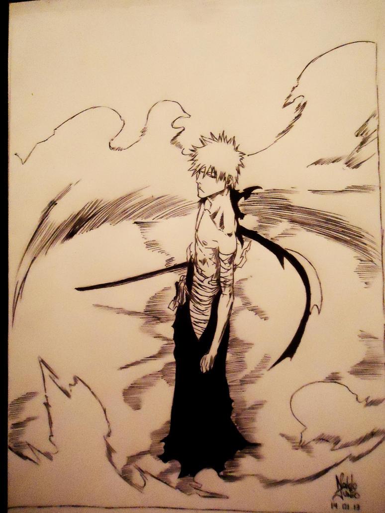 Kurosaki Ichigo by naldojunio