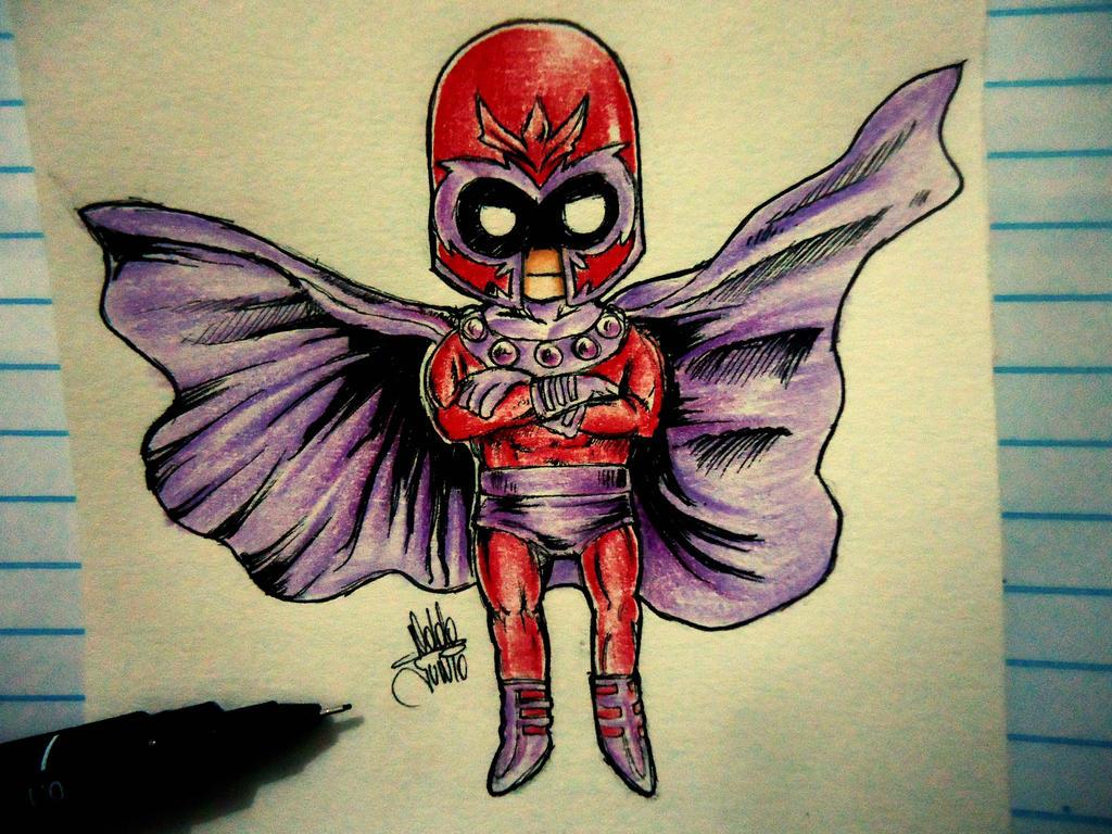 Magneto by naldojunio