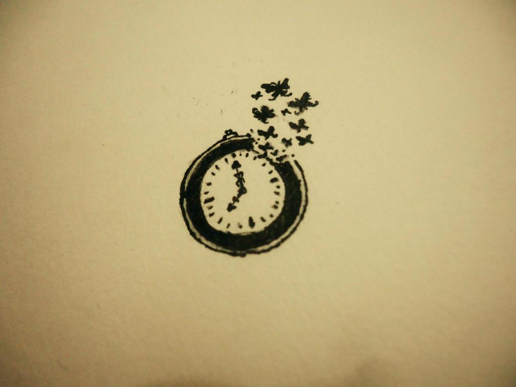 Time Butterflies by naldojunio