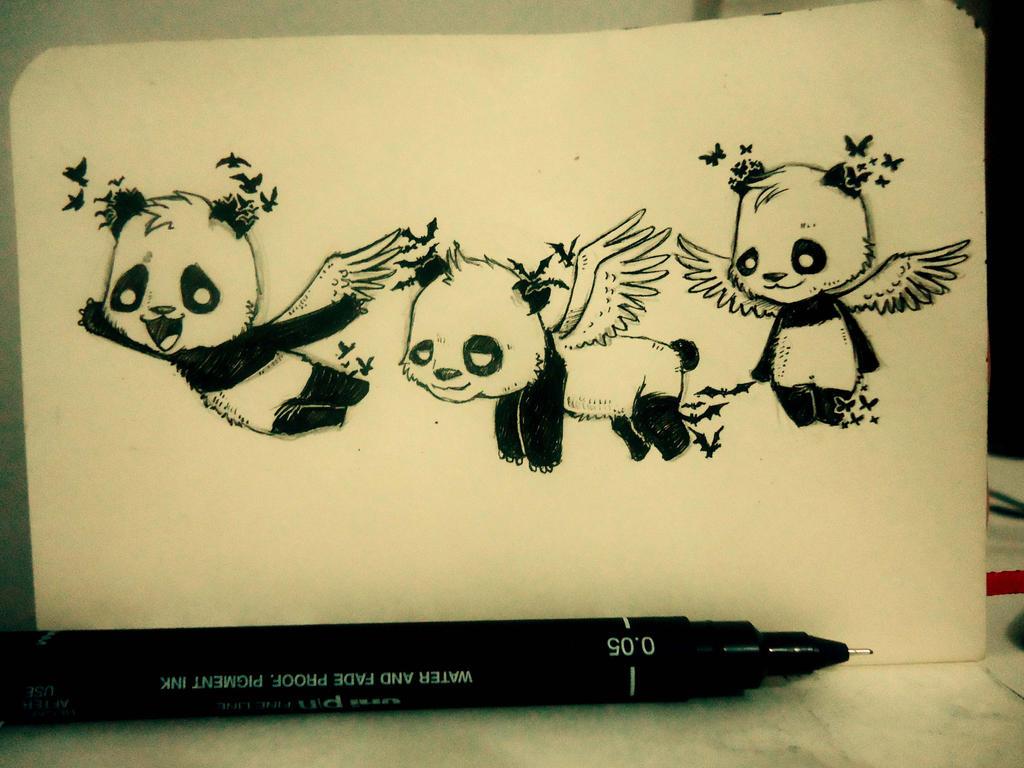 Daily Sketch #5 by naldojunio