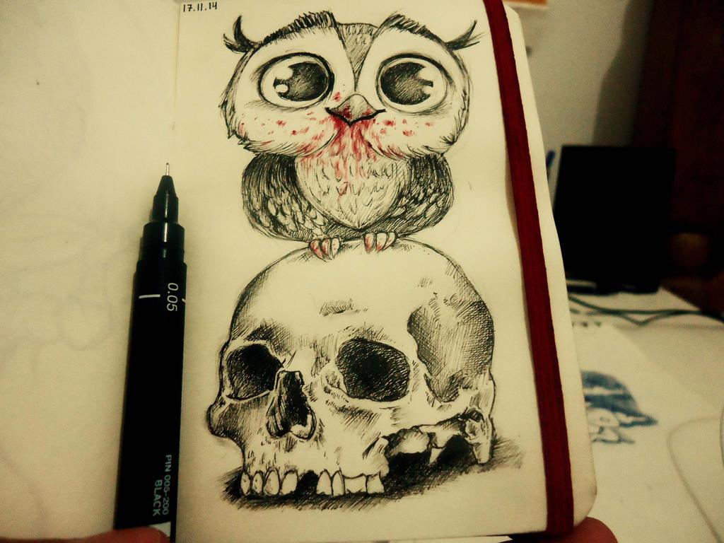 Daily Sketch #9 by naldojunio