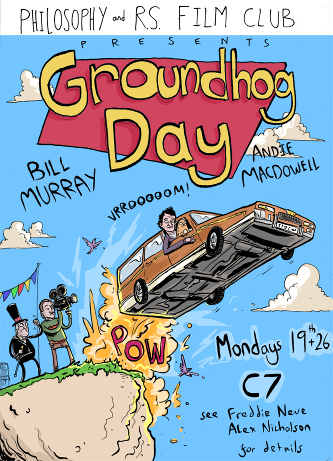 groundhog day by mrdynamite