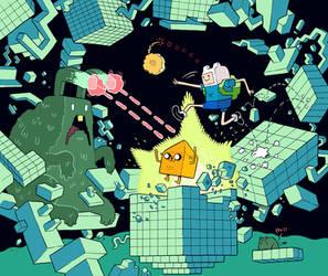 adventure blocks by mrdynamite
