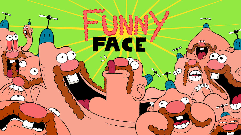 Uncle Grandpa FUNNY FACE By Mrdynamite