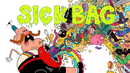SICK BAG by mrdynamite