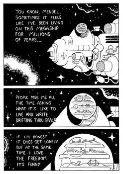 Spacehorror