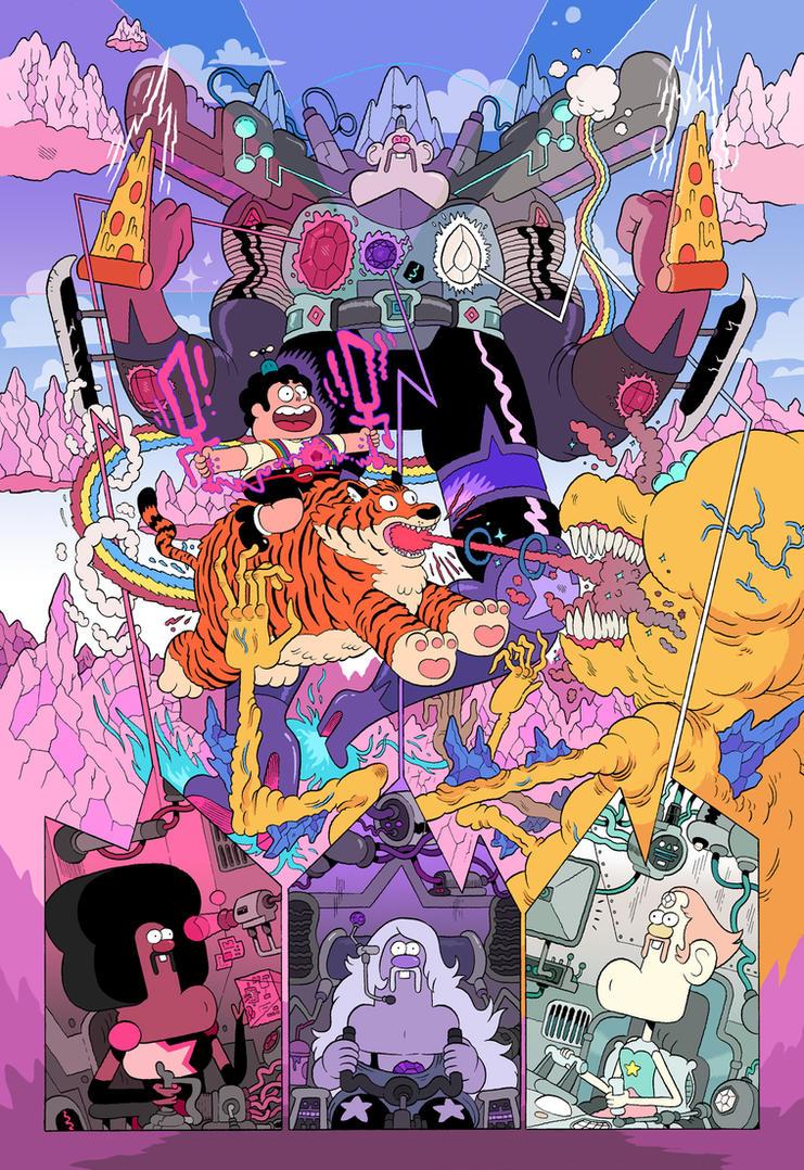 UGSU Poster by mrdynamite