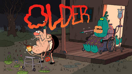 Uncle Grandpa Older