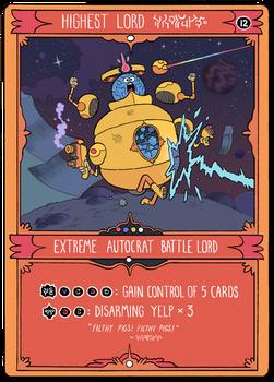 Extreme Autocrat Battle Lord