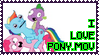 PONY.MOV Stamp by Spacetchi