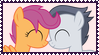 Rumbaloo Stamp by Spacetchi