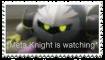 Meta Knight is Watching Stamp by FrostFlurry92