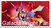 Galacta Knight Fan Stamp by FrostFlurry92