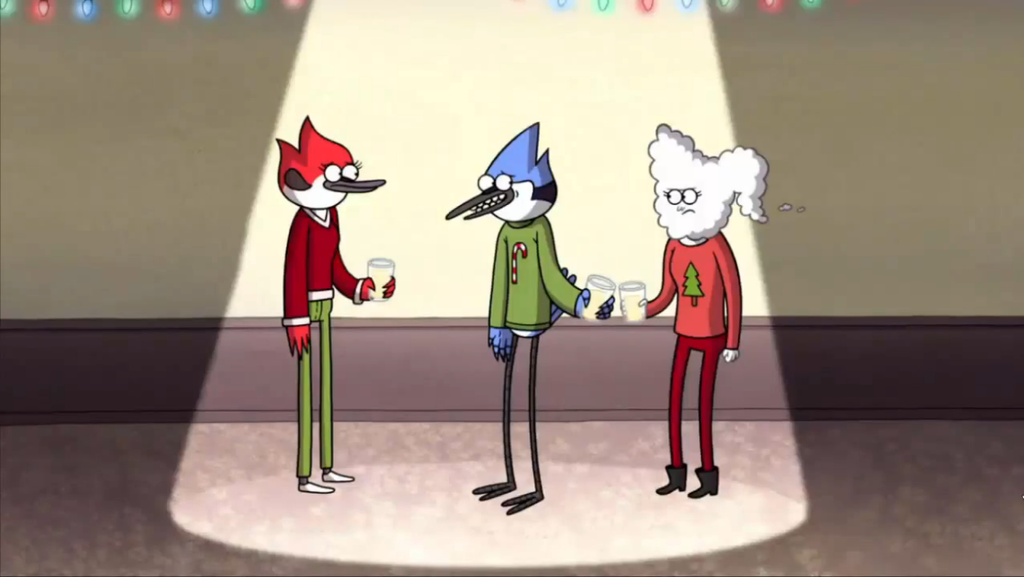 regular show mordecai and margaret dating Mordecai (regular show) and started officially dating she has become a regular part of his still has feelings for margaret mordecai replies that he.