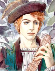 The Poet by jkearney