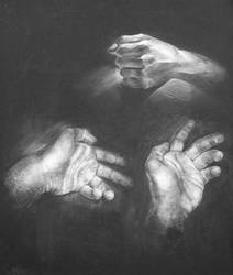 Hands by demhar