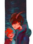 Demon boy eee by lomik4you