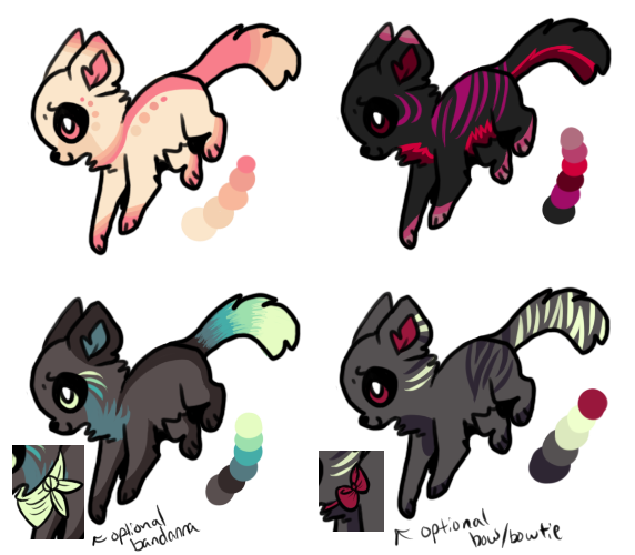 Adopts Set 9 .:CLOSED:. by The-adopt-train
