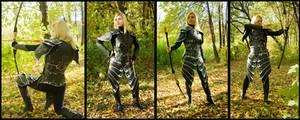 hight elves armor 1