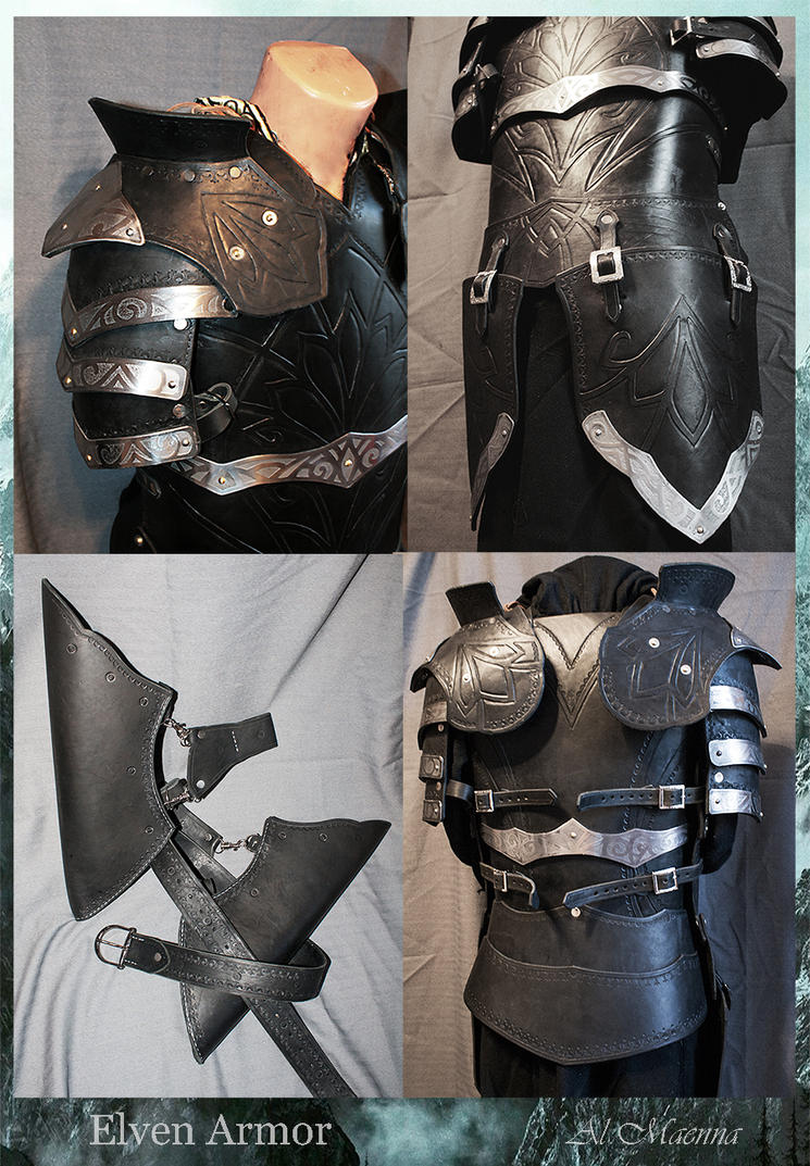 Elven Armor (2) by Shattan