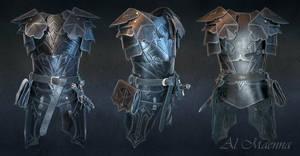 Dark Elven Armor