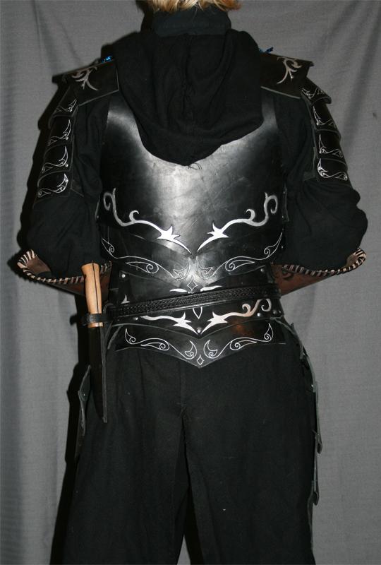 Drow's armor 2 by Shattan