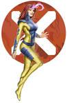 Commission: X-Men - Jim Lee's Phoenix by GimmiSky