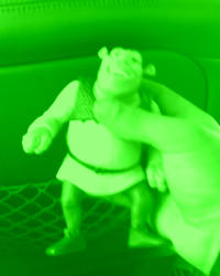 Shrek by checkmatelife