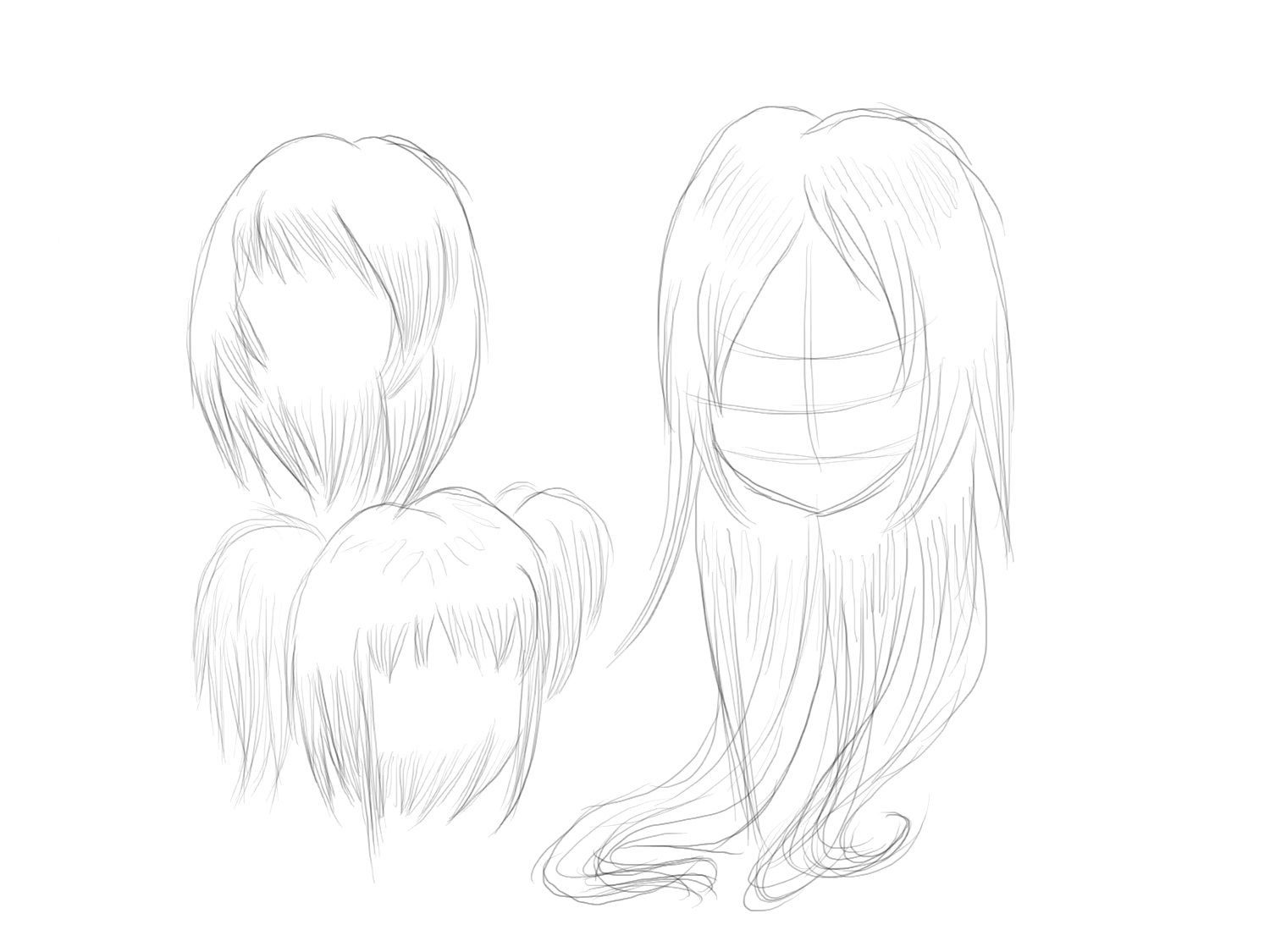 Anime Girl Hairstyles  1 by     Girl Anime Hairstyles