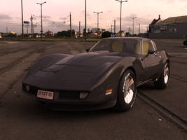 Chevrolet Corvette 1982 No.4 by sxela