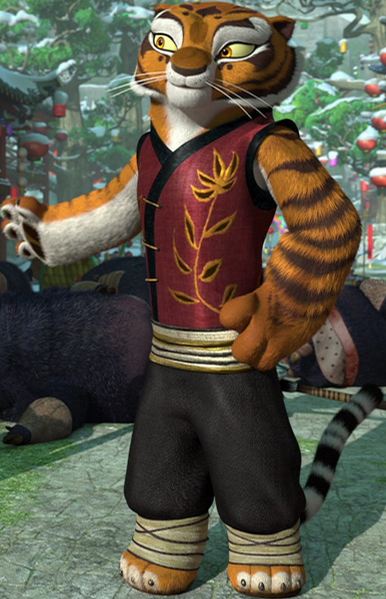 tigress photo on kung fu panda holiday special by supersayian5naruto - Tigresse Kung Fu Panda