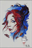 Butterfly 512 by LilinetKor