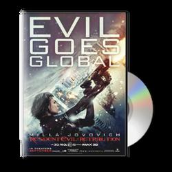 Resident Evil Retribution v2 by AssassinsKing