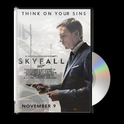 007 Skyfall by AssassinsKing