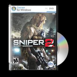 Sniper Ghost Warrior 2 by AssassinsKing