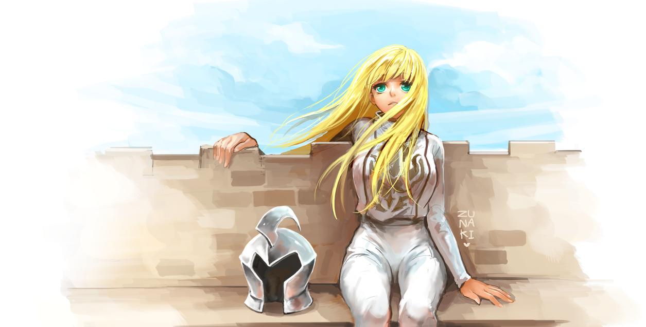 Rest by zunaki
