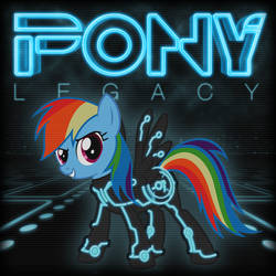 PONY Legacy Cover (Refresh) by RBDash47