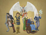 The Fellowship of the X: The Founding Five