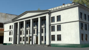 Old Architecture Building 129