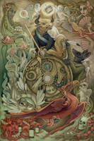 Wheel of Fortune by Heather Watts
