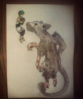 Trico and Jack