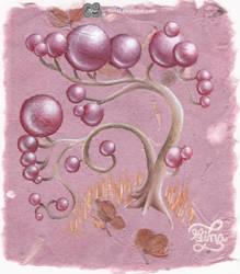 Cherubi Bonsai Bubble Tree