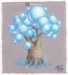 Etherbirch Bonsai Bubble Tree