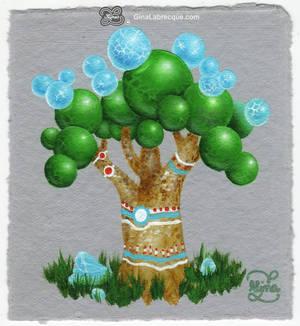 Stefilia's Crown Bonsai Bubble Tree