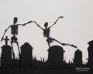 Dance the Macabre by fit51391