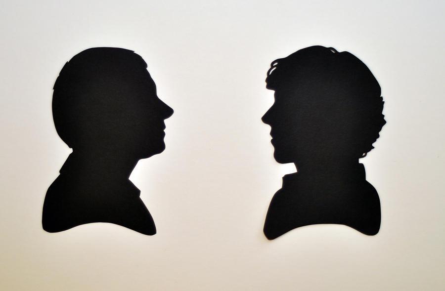 Sherlock and Watson by fit51391