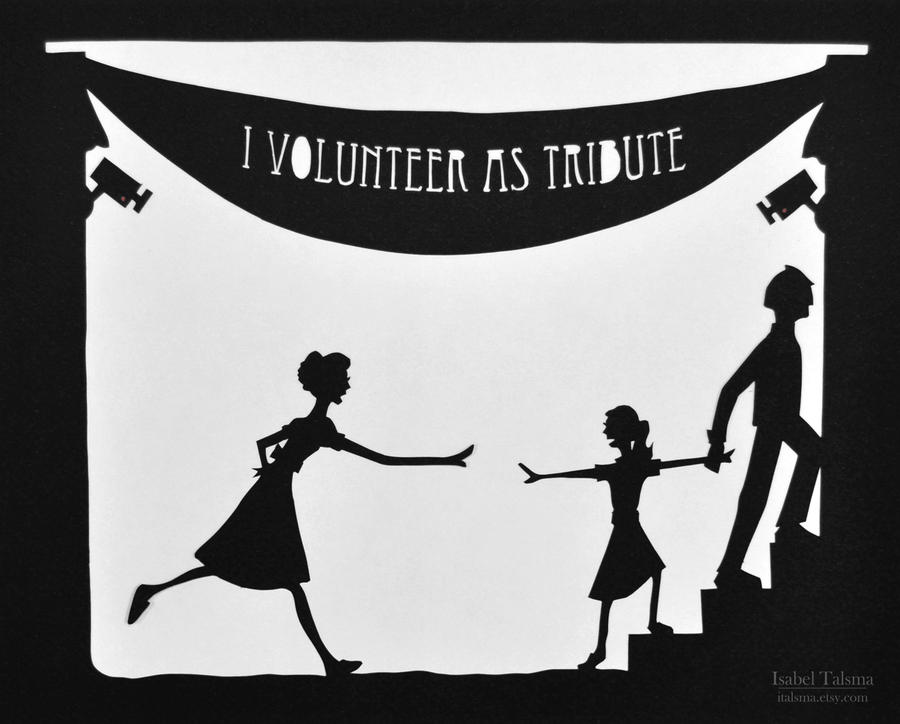 I Volunteer by fit51391